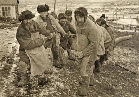 Margaret Bourke-White-Soviet Workers, Ussr-1932