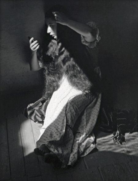 Manuel Alvarez Bravo-Retrato De Lo Eterno (Portrait Of The Eternal)-1935