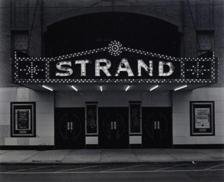 George Tice-Strand Theatre, Keyport, New Jersey-1973