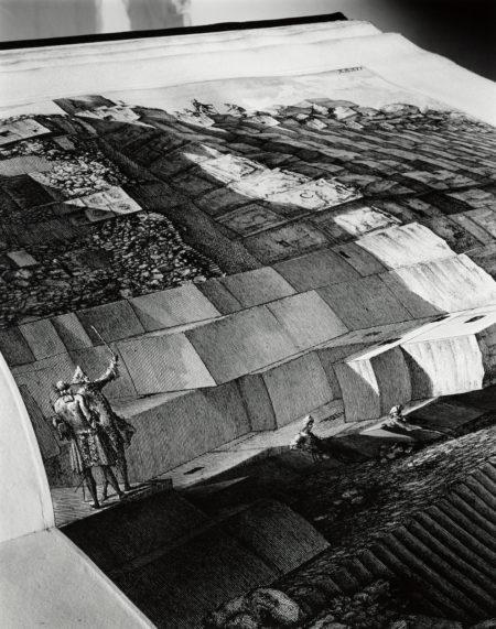 Abelardo  Morell - Le Antichita Romane By Piranesi #2-1994