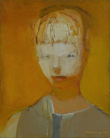 Raimonds Staprans-The Golden Head-1979