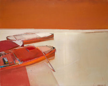 Raimonds Staprans-Stillness II-1975