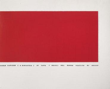 Emilio Isgro-Storia Rossa-1979
