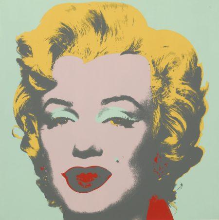 Andy Warhol-Marilyn Monroe (Marilyn) (F. & S. II.23)-1967