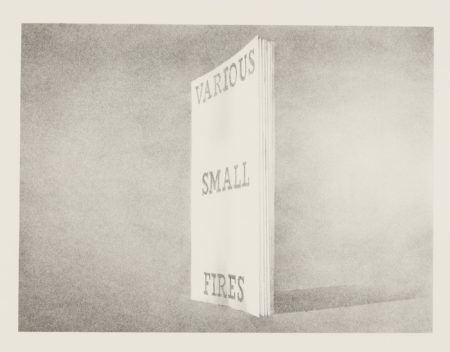 Various Small Fires (Engberg/Philpot 46)-1970