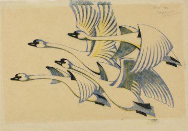 Sybil Andrews-Swans (C. Sa 41)-1939