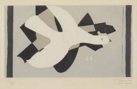 Loiseau Et Son Ombre III (V. 158)-1961