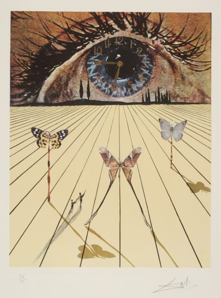 Salvador Dali-Memories Of Surrealism (Michler/Lopsinger 494-505)-1971