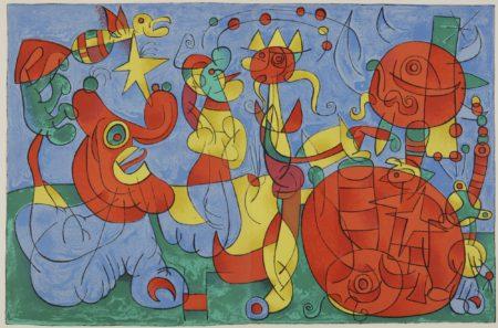 Joan Miro-Ubu Roi (C. Bks. 107)-1966