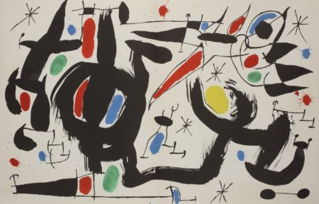 Joan Miro-Les Essencies De La Terra (C. Bks. 123)-1968