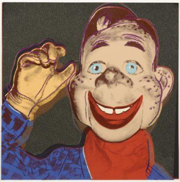 Andy Warhol-Howdy Doody (F. & S. II.263)-1981