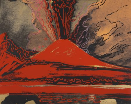 Andy Warhol-Vesuvius (F. & S. II.365)-1985