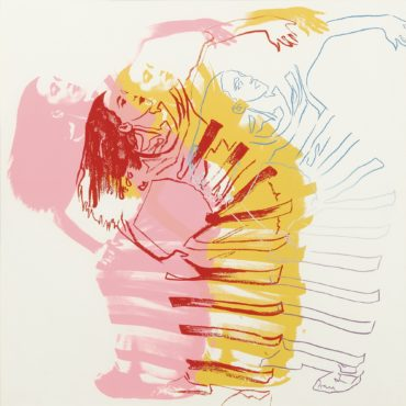 Andy Warhol-Satyric Festival Song (See F. & S. II.387)-1986