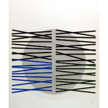 Jesus Rafael Soto-Composition 2-1971