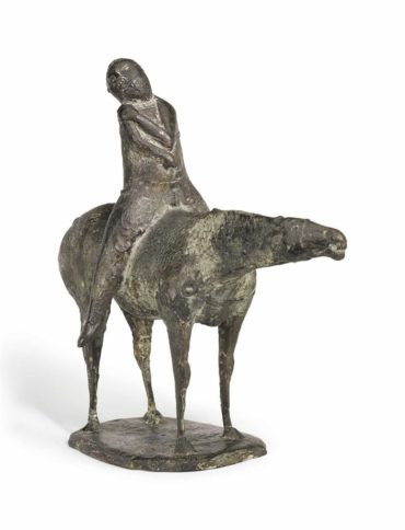 Marino Marini-Piccolo Cavaliere-1948