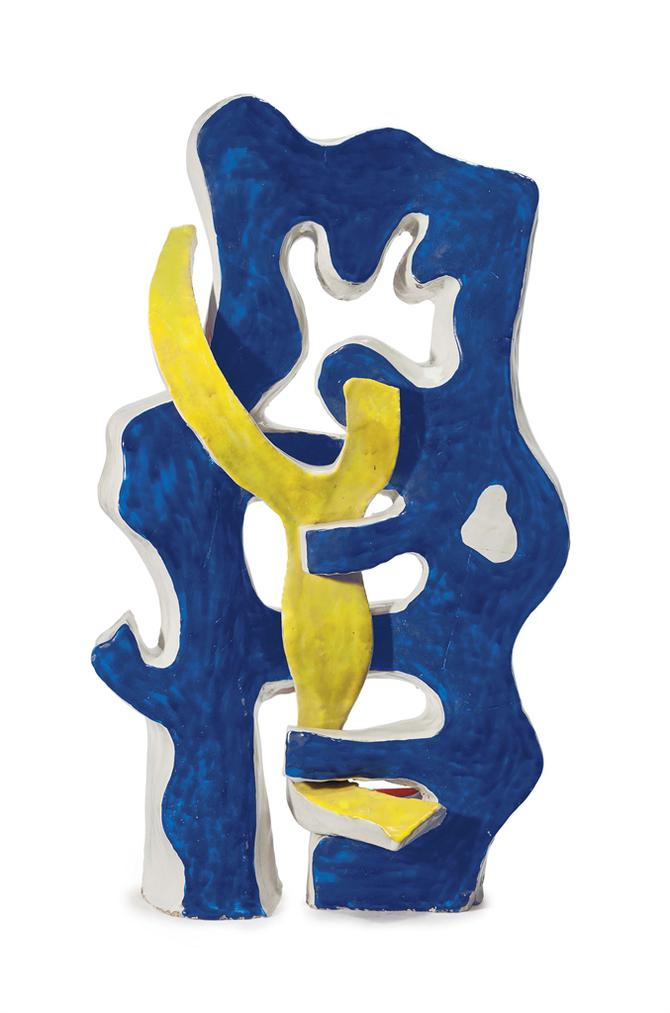 After Fernand Leger - La Branche-1952