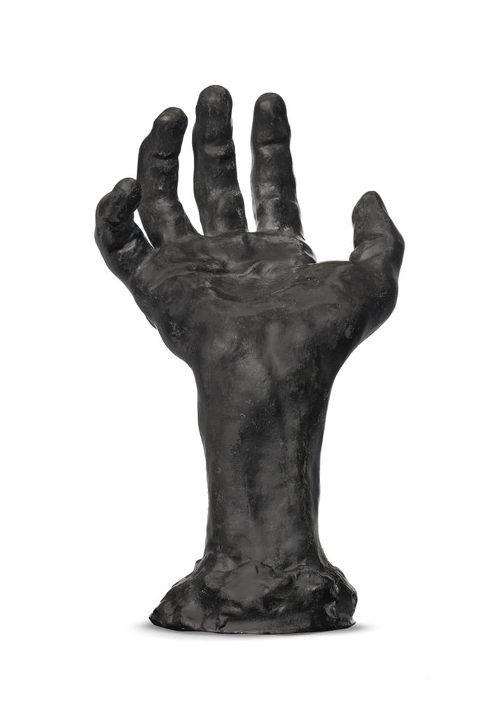 Auguste Rodin-Main Droite, Moyen Modele-1965
