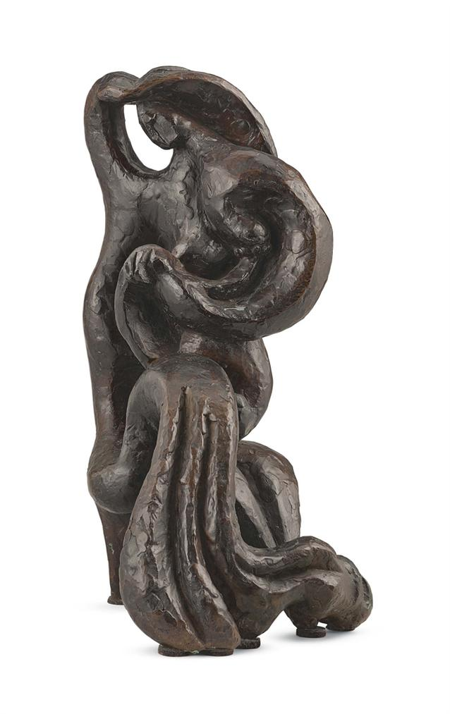 Jacques Lipchitz-Mother And Child I-1949