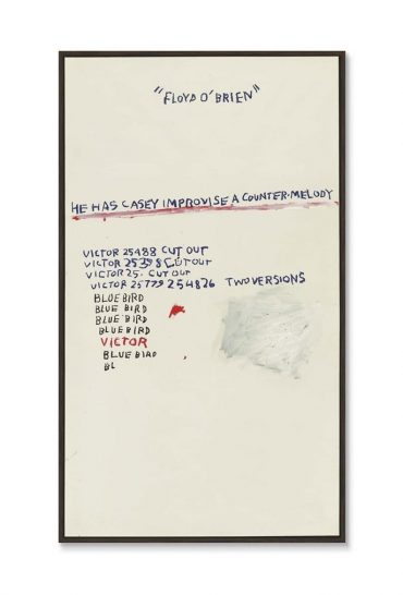 Jean-Michel Basquiat-Fats II-1987