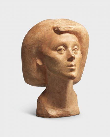 Alberto Giacometti-Tete Disabel-1936