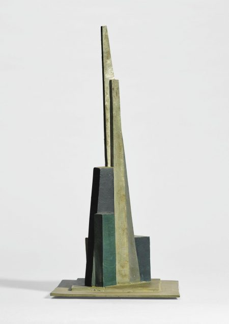 Ohne Titel (Kathedrale) (Untitled (Cathedral))-1983