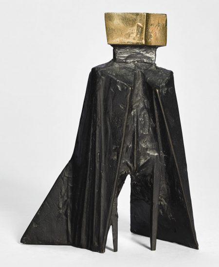 Cloaked Figure VIII-1986