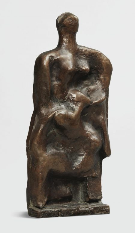 Standing Figure Relief No. 1-1960