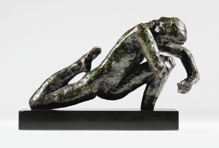 Auguste Rodin-Mouvement De Danse, Etude Type I, Petit Modele-1964