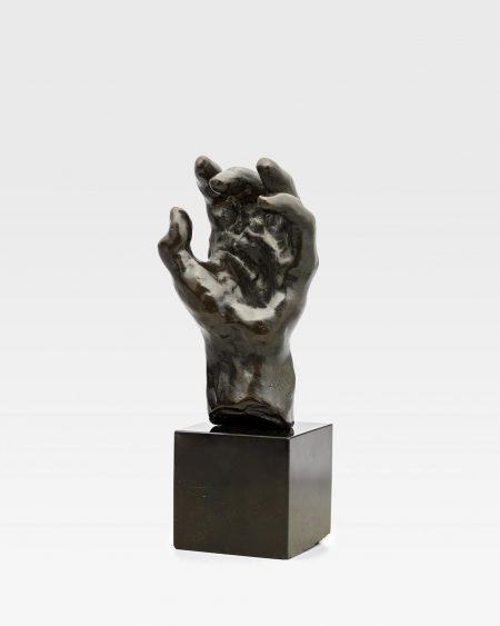 Auguste Rodin-Etude De Main Gauche, Dite Main No. 39-1977