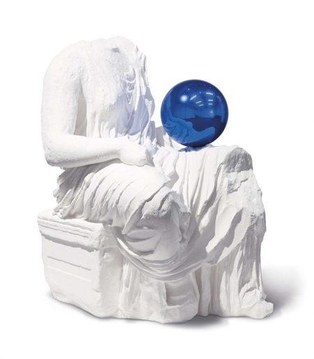 Gazing Ball (Demeter)-2014