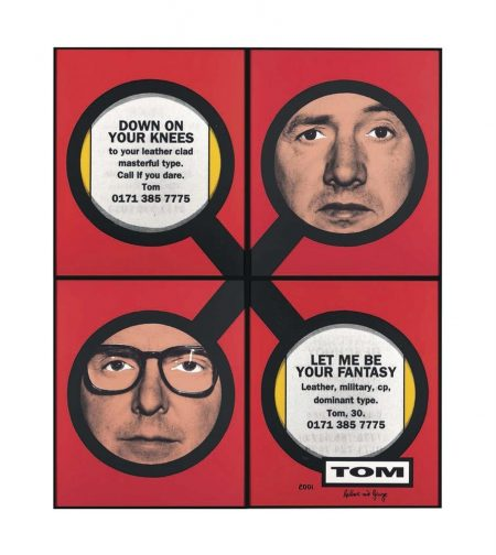 Gilbert and George-Tom-2001