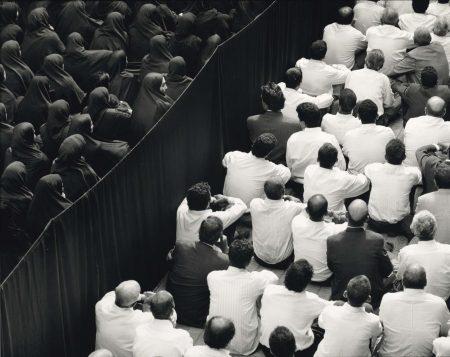 Fervor Series (Crowd From Back, Close Up)-2000