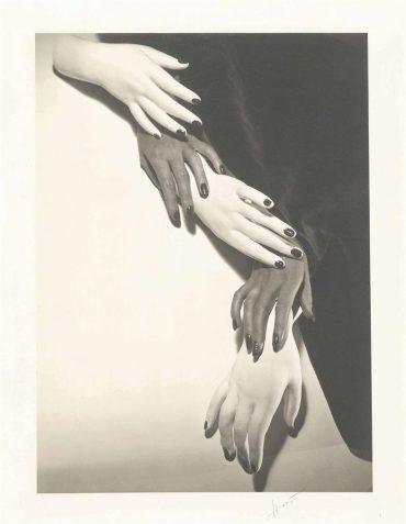 Horst P. Horst-Hands, New York, 1941-1941