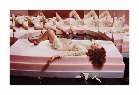 Guy Bourdin-French Vogue, March 1972-1972