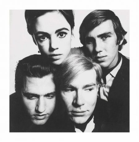 David Bailey-Andy Warhol And The Gang, 1965-1965