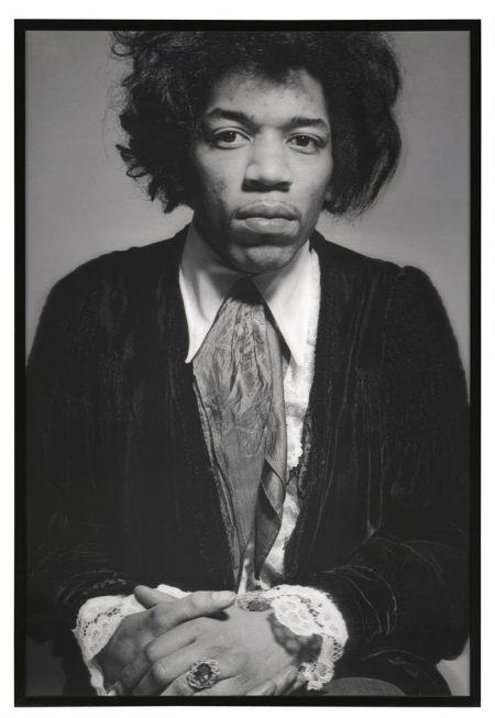 Gered Mankowitz-Jimmy Hendrix, Masons Yard, 1967-1967