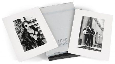 Helmut Newton-Private Property Suites I, II & III, 1984-1984