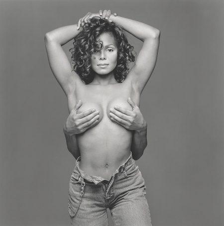 Patrick Demarchelier-Janet Jackson, Miami, 1993-1993