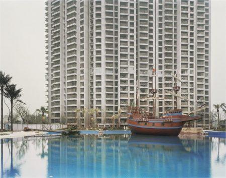 Nadav Kander-Yangtze River Project, Nanjing III (After Las Vegas), Jiangsu Prov, 2007-2007