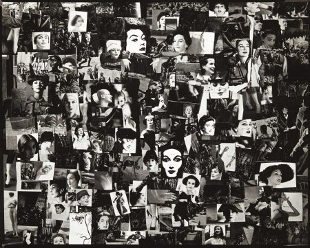 Harry Callahan-Collage, c. 1956-1956