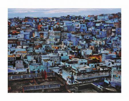Steve McCurry-The Blue City, India, 2010-2010