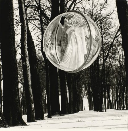 Melvin Sokolsky-In Trees, Paris, 1963-1963