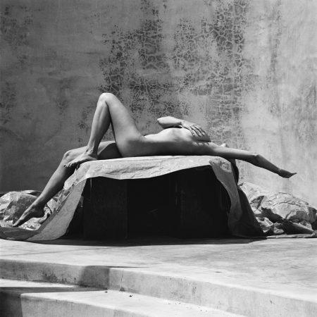 Michel Comte-Mimi Rogers, Playboy, 1992-1992
