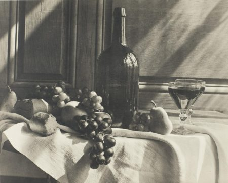 Horst P. Horst-Still Life - Wine Bottle, Ny, 1949-1949