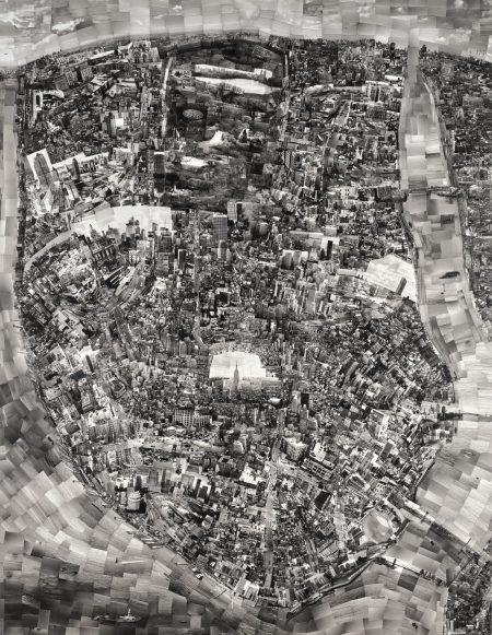 Sohei Nishino - Diorama Map, New York, 2006-2006