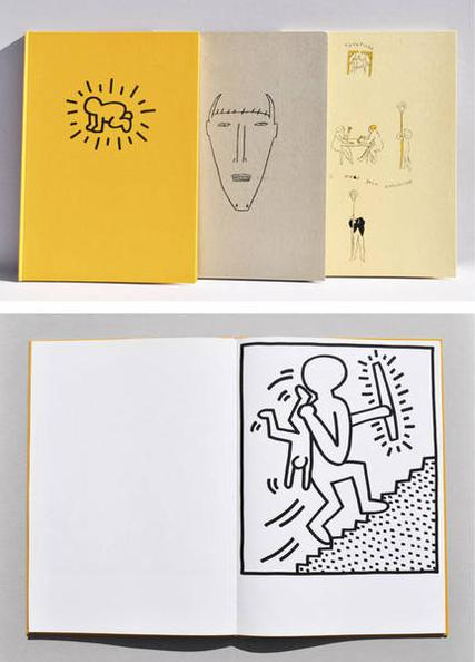 3 artist books-1983