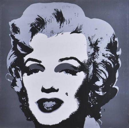Andy Warhol-Series Marilyn - Sunday B. Morning-