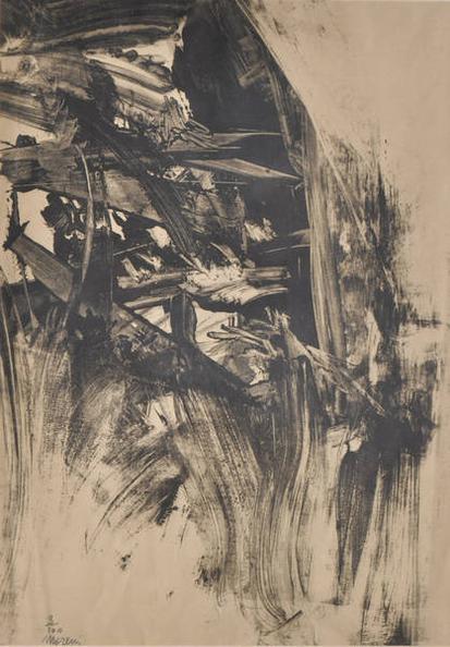 Mattia Moreni-Untitled-1960