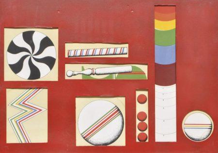 Lucio del Pezzo-Untitled-1966