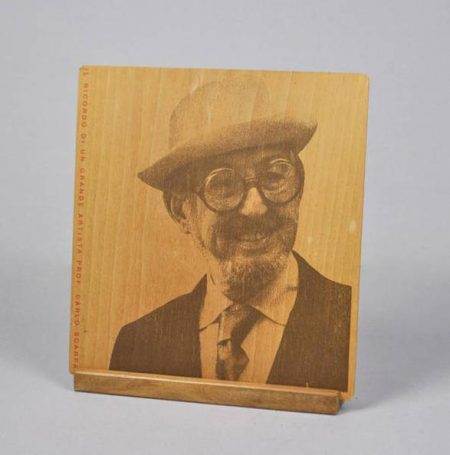 Portrait Carlo Scarpa-